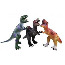 Динозавр 021/022/031/036  резиновый