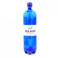 Вода Qulager Burabay минеральная газированная, 1л