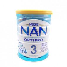 Смесь NAN3 премиум детское молочко, с 12 мес., 800г