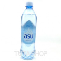 Вода Asu столовая негазированная, 0.5л