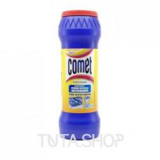 Порошок чистящий Comet универсальный лимон, 475г