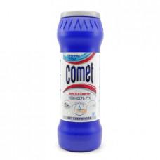 Порошок чистящий Comet Нежность рук утренняя роса, 475г