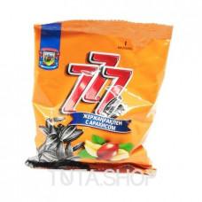 Семечки 777 подсолнечные жареные с арахисом, 37.7г