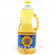 Масло Золотая Семечка подсолнечное рафинированное, 1.8л