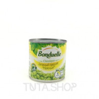 Консерва овощная Bonduelle Classique горошек зеленый нежный, 400г