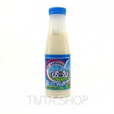 Молоко сгущенное Любавинка с сахаром 8.5%, 500мл