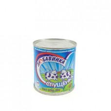 Молоко сгущенное Любавинка с сахаром 8.5%, 380мл
