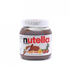 Паста Ferrero Nutella шоколадно–ореховая, 350г