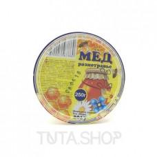Мёд натуральный RADUGA Разнотравье, 250мл