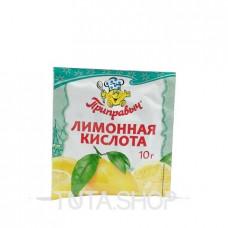 Лимонная кислота Приправыч, 10г