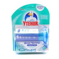 Диски чистоты Туалетный утенок Океанский оазис, 38 гр