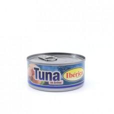 Консерва рыбная Iberica тунец в собственном соку, 160г
