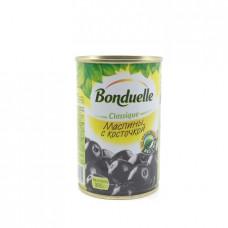 Маслины Bonduelle с косточкой, 300 гр ж/б