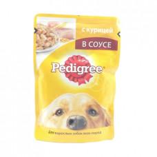 Корм для собак желе Pedigree Курица в соусе, 100гр