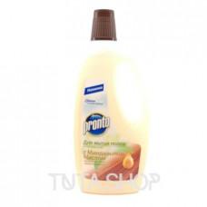 Средство Pronto для мытья полов с миндальным маслом, 750мл
