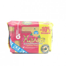 Халва А-Product Алматинская с изюмом и арахисом, 325г