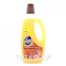 Средство Pronto для мытья деревянных полов 5в1, 750мл