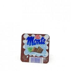 Десерт молочный Monte с лесным орехом 13.3%, 55г