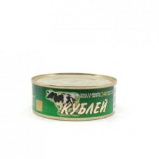 Консерва мясная Кублей говядина тушеная высший сорт, 240г