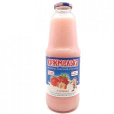 Коктейль молочно-соковый Кржмелька клубника 0.1%, 1.03л