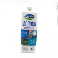 Молоко Айналайын, 1% 1 л