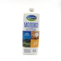 Молоко Айналайын, 6% 1л