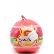 Продукт плавленый с сыром Жинкина крынка Российский, 600г