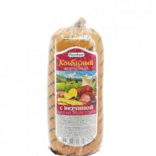Продукт плавленый с сыром Плавыч копченый с ветчиной 40%, 400г