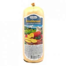 Продукт плавленый с сыром Плавыч с ароматом копчения 40%, 400г