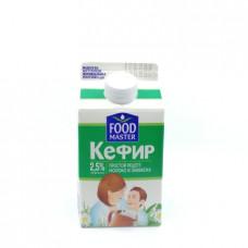 Кефир Food Master 2.5%, 0,5 л