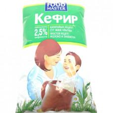 Кефир Food Master 2.5%, 1 л м/у