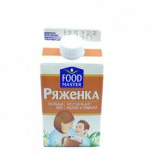 Ряженка ФудМастер 2.5%, 0.5кг