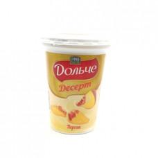 Десерт Дольче Food Master персик маракуйя 4%, 400 г