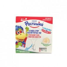 Йогурт Danone Растишка с бананом 3%, 4шт.×100г