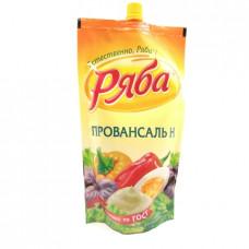 Майонез Ряба Сметанный Провансаль, 40% 410 гр