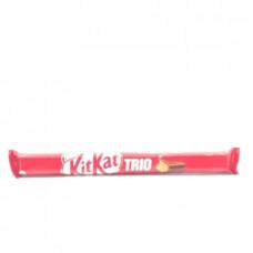 Батончик шоколадный Kit-Kat Трио, 87г