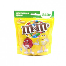 Драже M&M's с арахисом, 240г