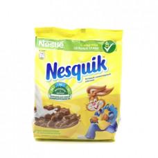 Сухой завтрак Nesquik шарики воздушные шоколадные, 130г