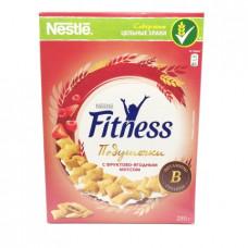Сухой завтрак Fitness подушечки с фруктово-ягодным муссом, 285г