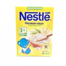Каша Nestle безмолочная Рисовая, 200г