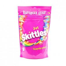 Драже Skittles 2в1 в сахарной глазури, 100г