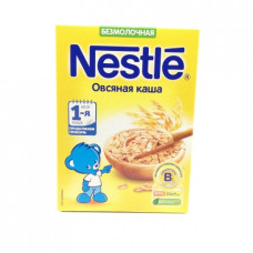 Каша Nestle безмолочная Овсяная, 200г