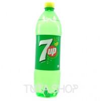Напиток 7 UP газированный Лимон-лайм, 1л