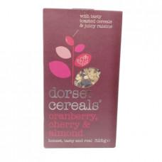 Мюсли Dorset Cereals Клюква, вишня и миндаль, 325г