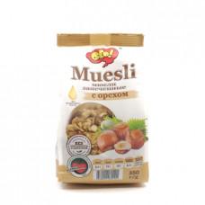 Мюсли запеченные с орехом, 350г