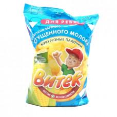 Палочки кукурузные Витек со вкусом вареной сгущенки, 70г