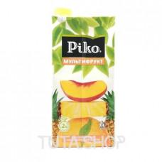 Нектар PIKO мультифрукт, 2л