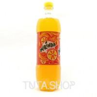 Напиток Mirinda газированный Апельсин, 1л