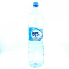 Вода BonAqua питьевая негазированная, 1.5л