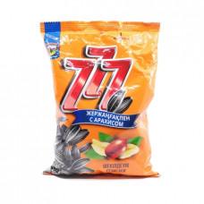 Семечки 77,7 подсолнечные жареные с арахисом, 250г